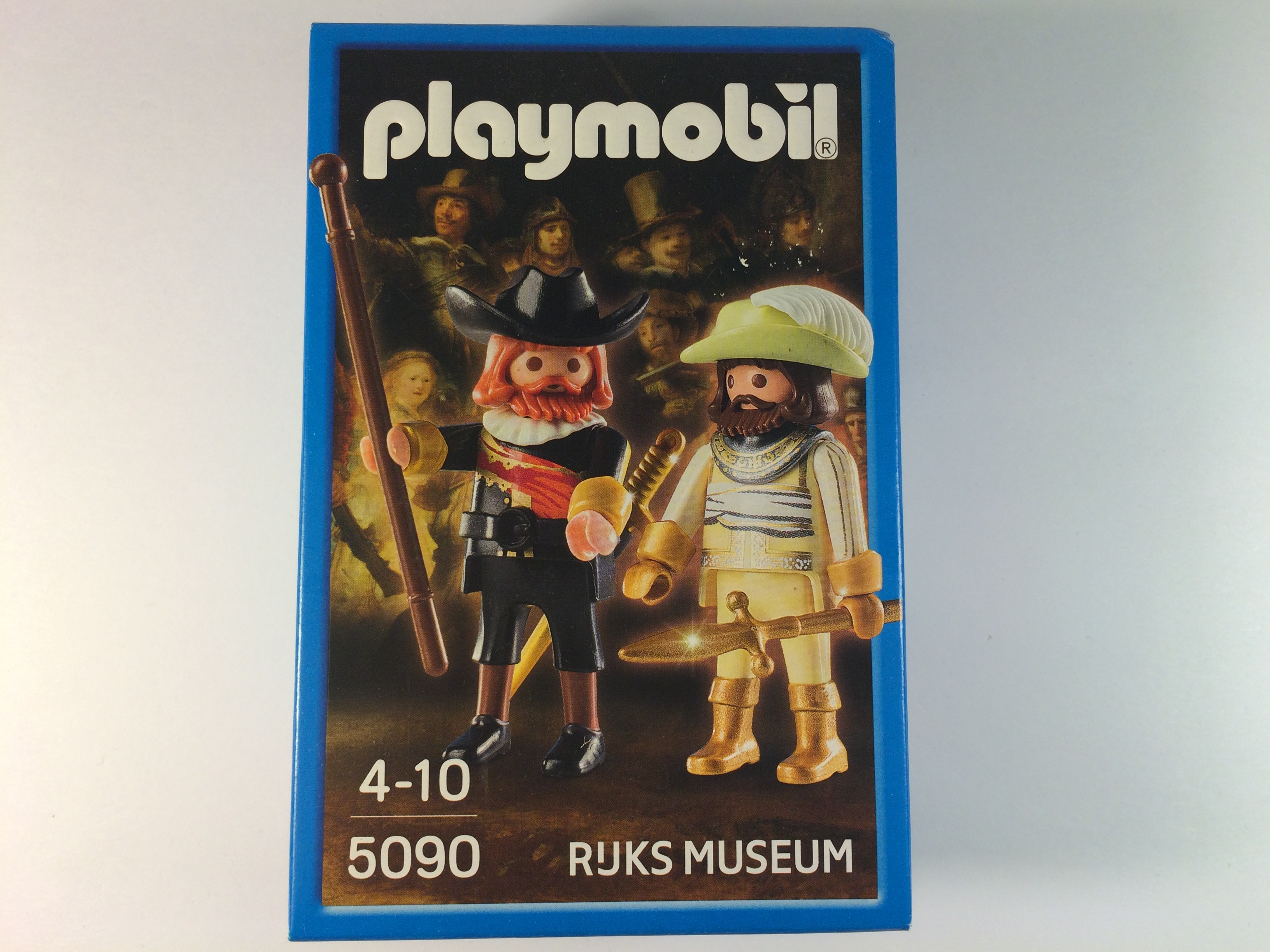 Playmobil 5090 The Night Watch Rembrandt
